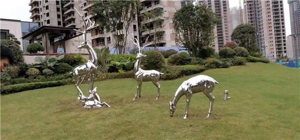 四川不锈钢雕塑