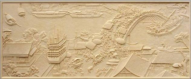 四川浮雕中砂岩浮雕的保养步骤是什么