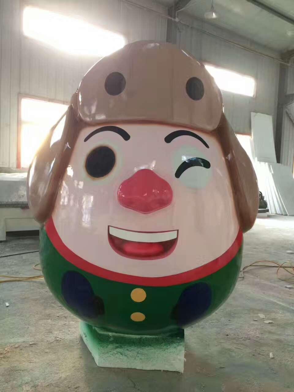 四川玻璃钢雕塑厂