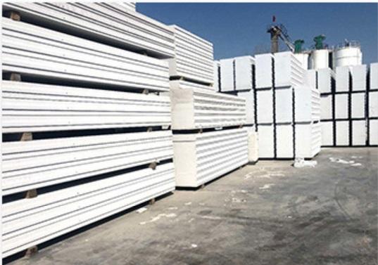 西安预制楼板施工案例