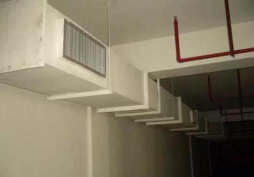 你知道通风管道是如何安装组成的吗?
