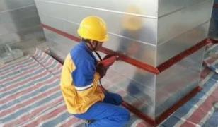 通风管道风管及部件的安装
