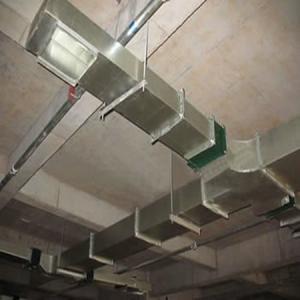 西安凯汇通暖通设备有限公司告诉您西安通风管道的安装注意事项