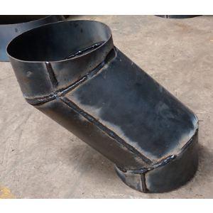 西安凯汇通暖通设备有限公司给您介绍西安碳钢通风管道