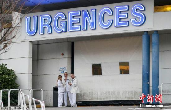 不满工作条件 法国公立医院爆发急诊人员罢工危机