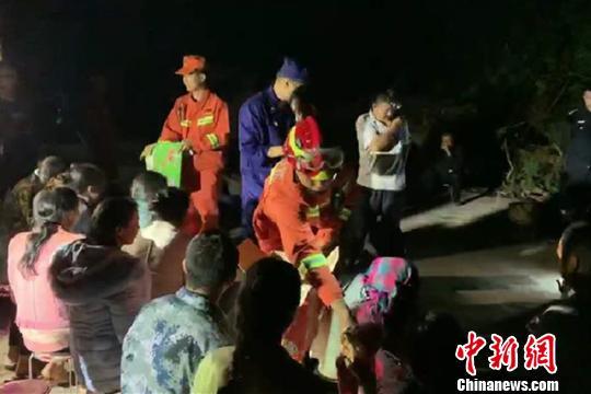 云南楚雄4.7级地震致222人受灾 抗震救灾工作有序进行