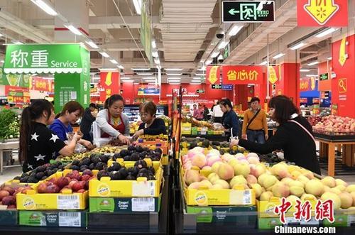 农业农村部:水果市场供给总量充足 价格涨势趋缓