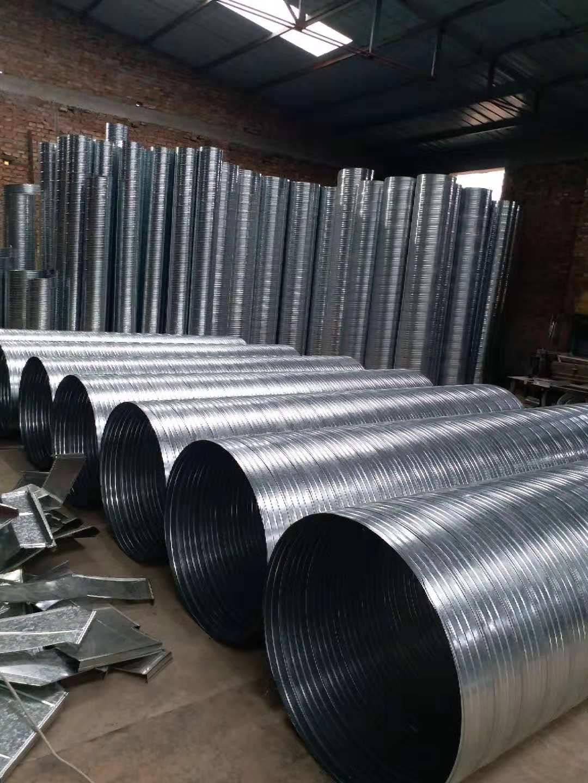 西安螺旋风管的用途是什么?