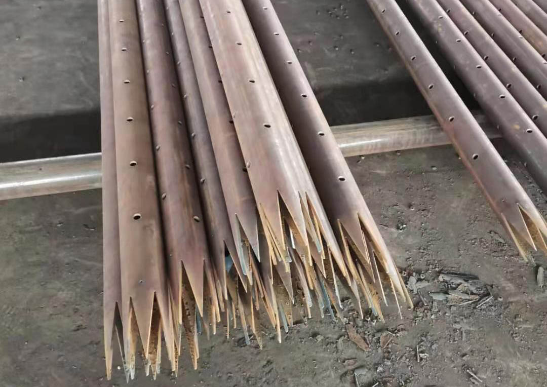 成都钢花管厂家