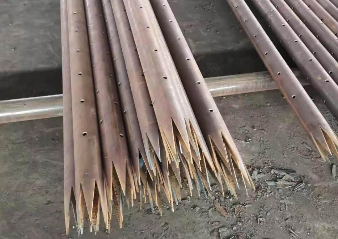 干货 | 顶管施工中采用成都钢花管注浆加固土体技术
