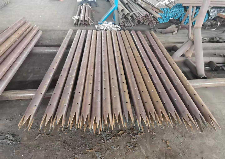 顶管施工中成都钢花管注浆的施工工艺