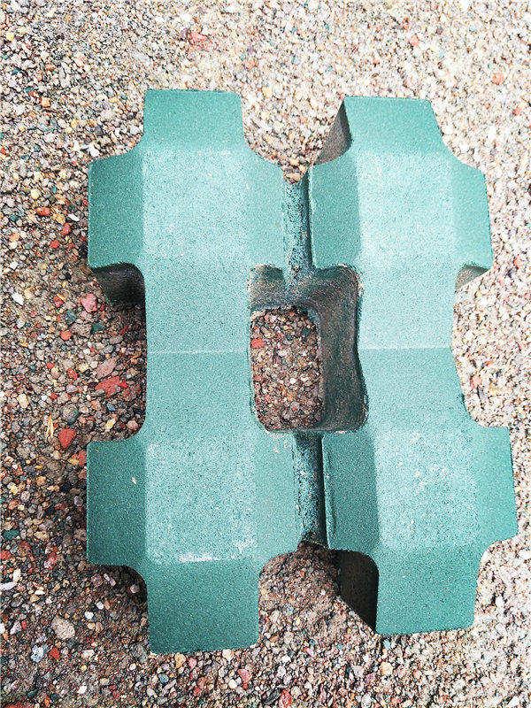 咸阳植草砖