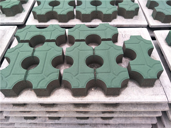 陕西植草砖加工厂家告诉你施工要点有哪些?快去收藏吧