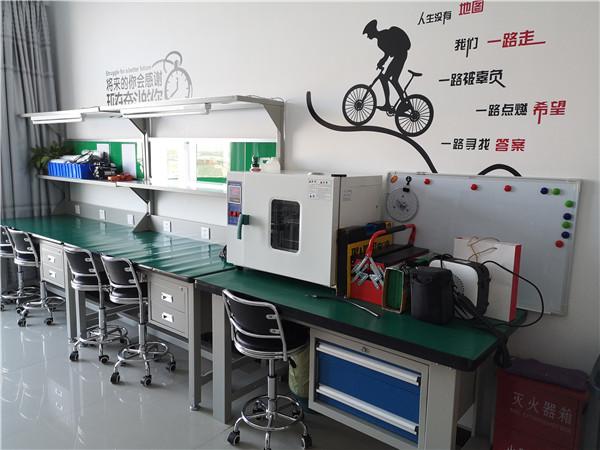 【实力展示】新绿高能 电子装配测试操作间