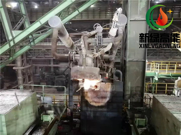 天津某钢厂  钢包烘烤器 电子点火、火焰检测 熄火保护报警控制
