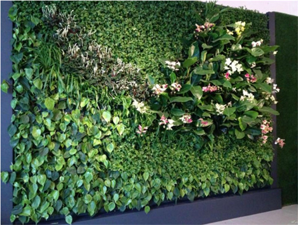 绿植墙工程
