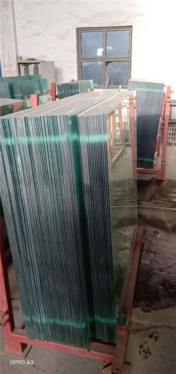 西安夹胶玻璃工程