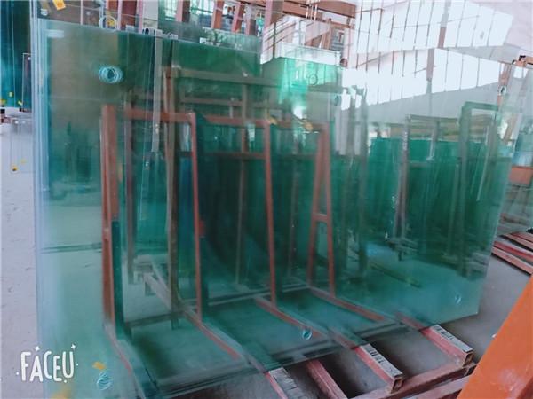西安钢化玻璃工程