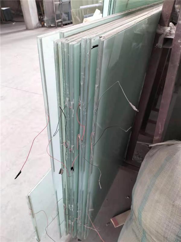 液晶调光玻璃