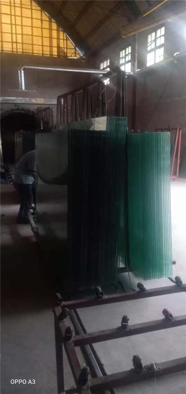 西安夹胶玻璃加工