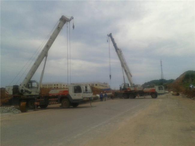 工业与民用吊装