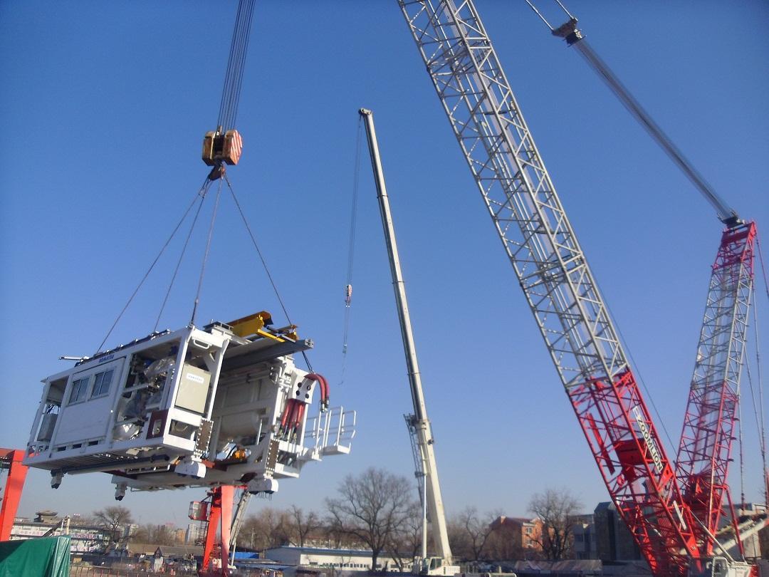 起重吊装搬运厂家