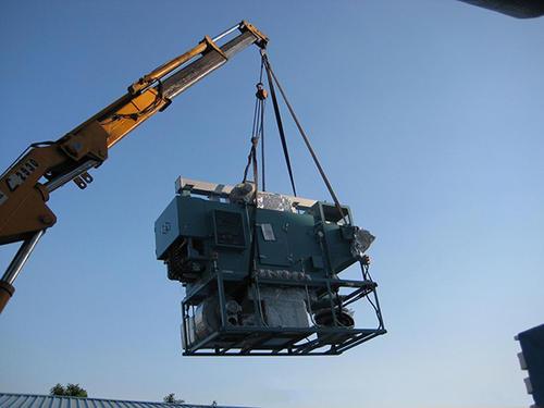 不管是大件设备还是桥梁吊装施工都离不开宜昌宜昌起重吊装搬运设备
