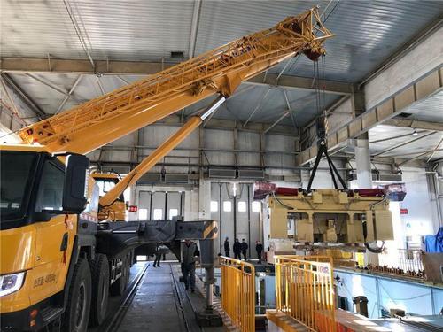 设备吊装搬运厂家