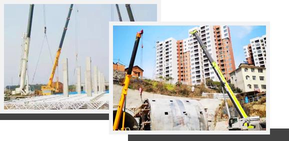宜昌吊车出租厂家常用的大件运输吊装方法都有哪些呢?可以分为以下几类