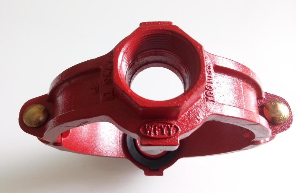 钢盛水暖给大家介绍西安沟槽管件的连接优势