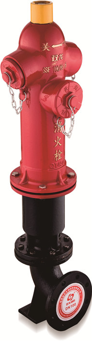 防撞地上消火栓
