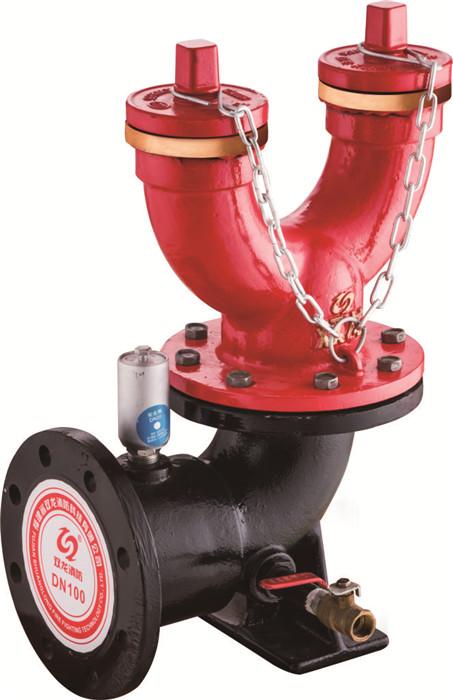简易地下水泵接合器