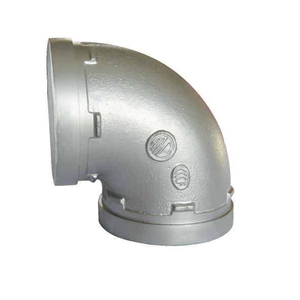 小编给大家来简单介绍下西安沟槽管件的优点