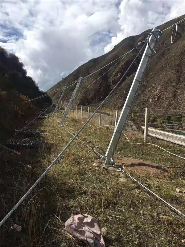 陕西边坡防护网价格