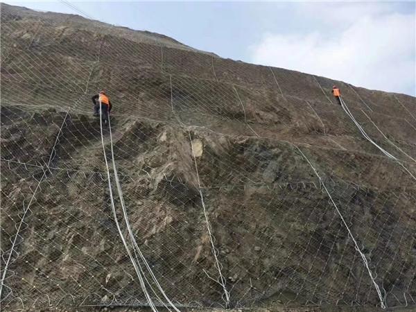 边坡防护网生产