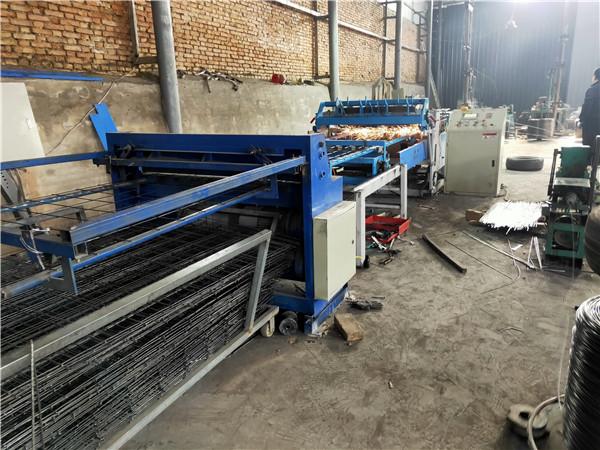 钢筋网生产流水线