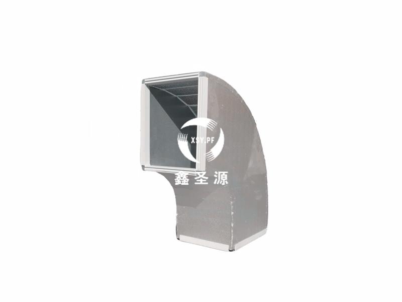 双面铝箔复合酚醛泡沫保温风管板材