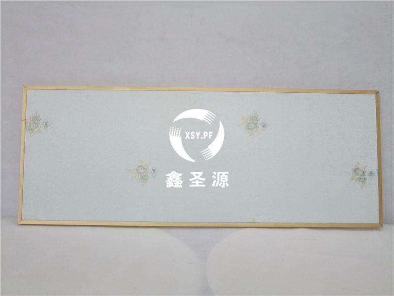 金属复合保温装饰集成板