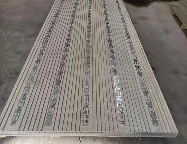 预埋式免拆模板的规格,特点,颜色大全