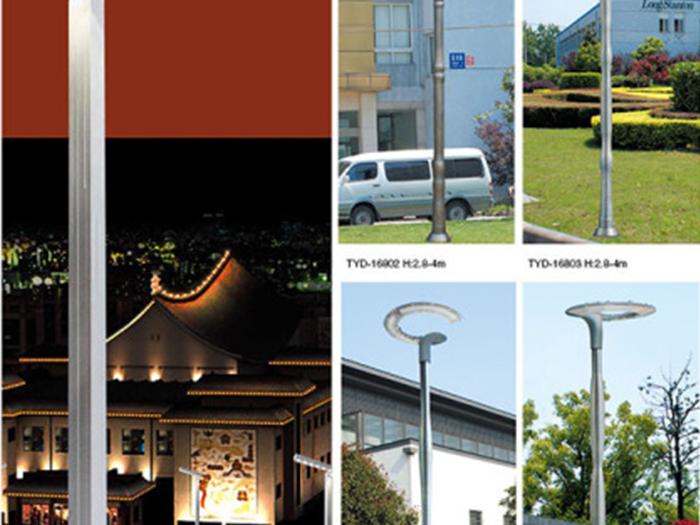 银川太阳能庭院灯