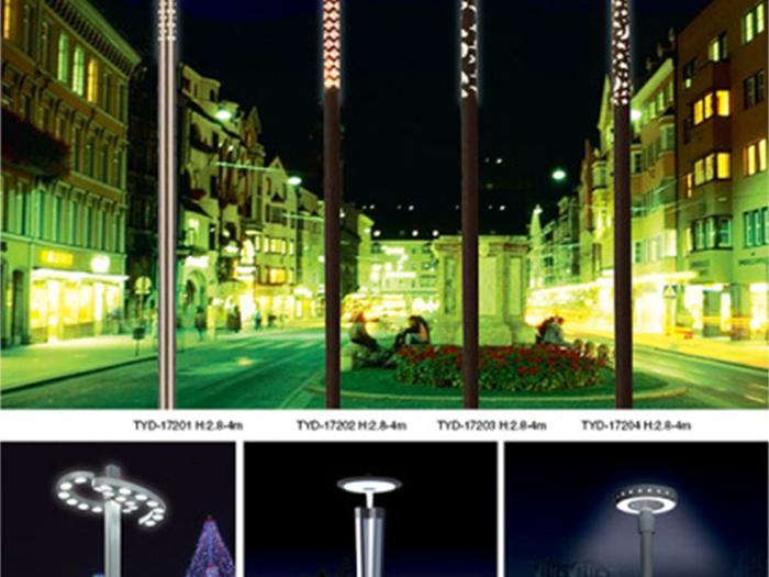 银川庭院灯生产