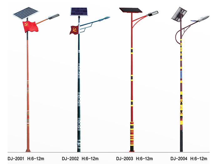 寧夏太陽能路燈價格