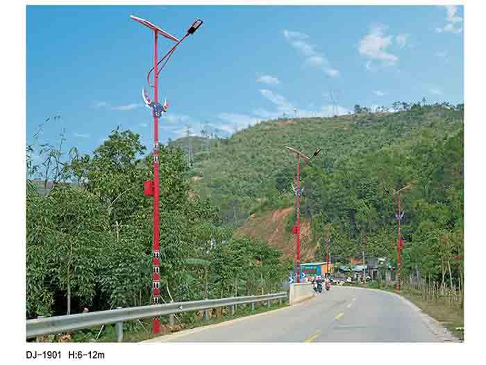 久万照明划重点:宁夏太阳能路灯发展现状