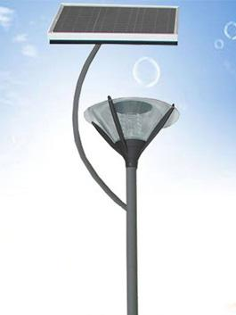 环境污染与节能环保太阳能路灯关系