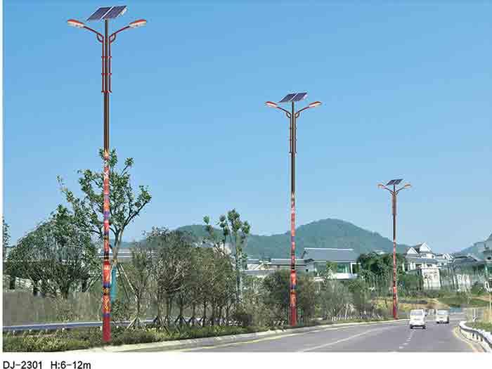 銀川太陽能路燈廠家