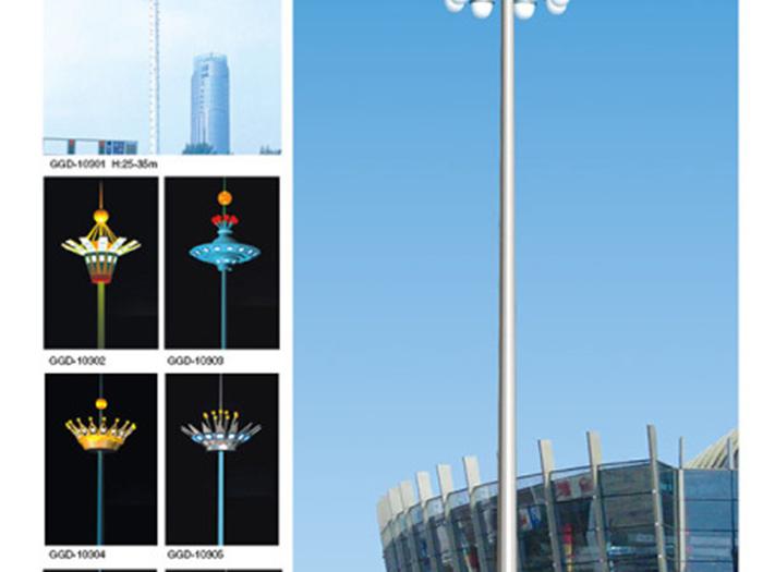 银川高杆灯照明的具体分析