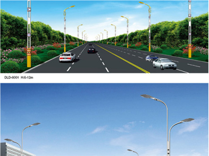 LED景观路灯应用在路灯的灯具有什么优势