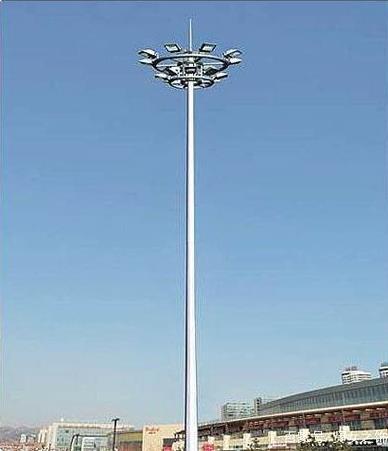 生活中不同地區所見的路燈類型也各不相同、高桿燈安裝前哪些備工作不可少?