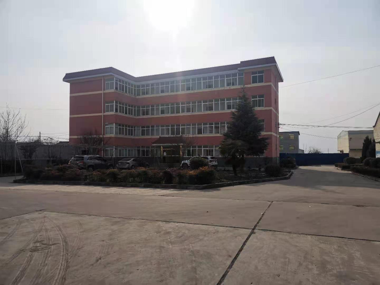 陕西绿元生产厂区
