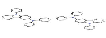N,N-苯基-N,N-(9-苯基-3-咔唑基)-1,1`-联苯-4,4`-二胺
